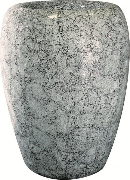 One Aqua   Glasmosaik Pflanzvase