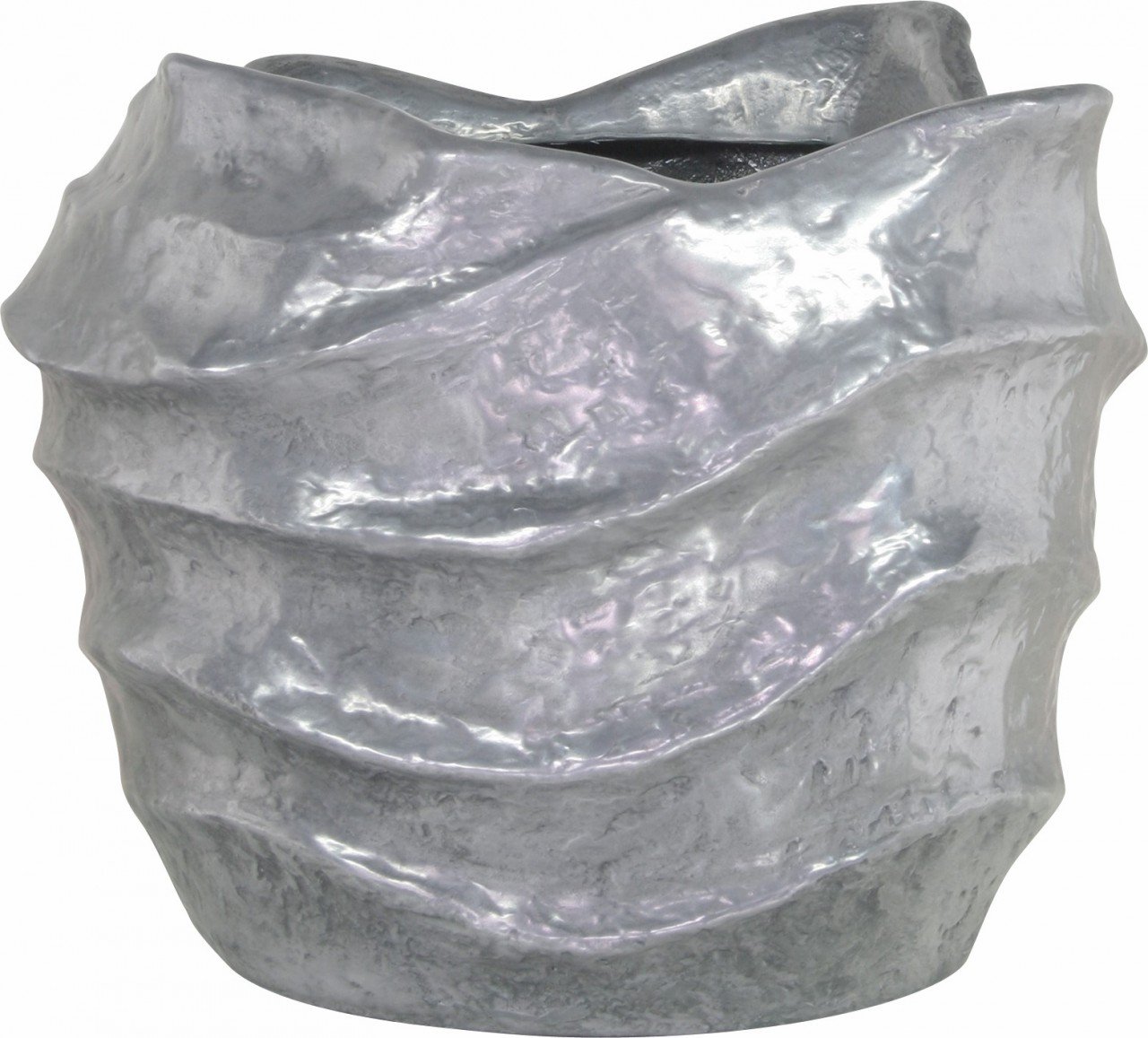 Nautica aluminium | Fiberglas Pflanzkübel