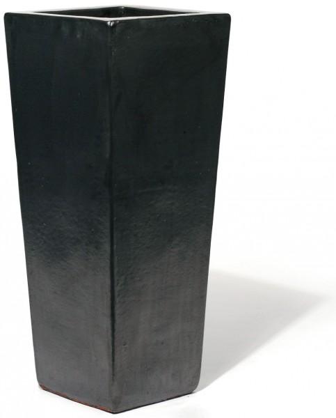 Vaso Quadro Alto | Graphit Keramikkübel