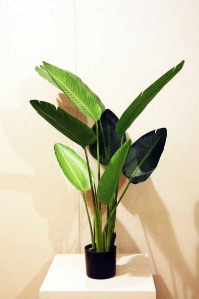 Strelitzia nicolai Kunstpflanze