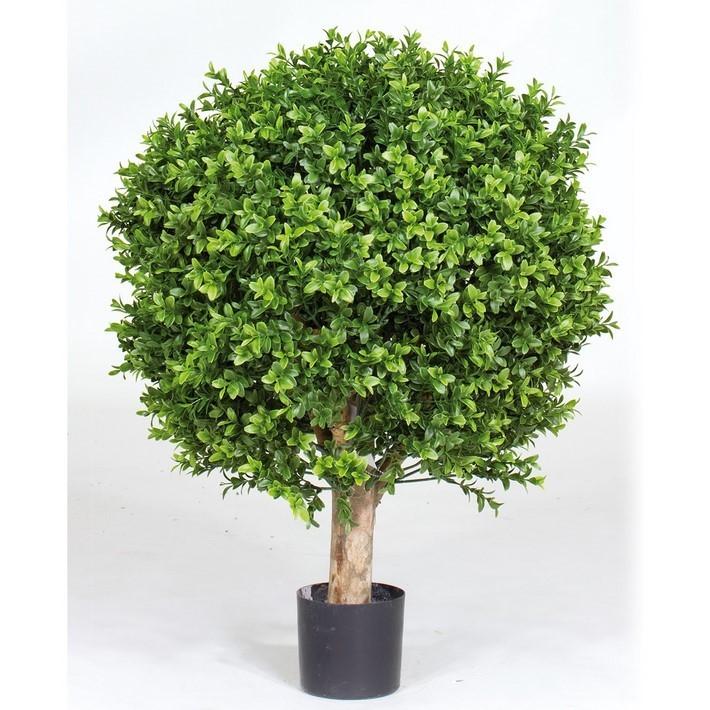 Lorbeerkugel deleux 60 cm | Kunstpflanze