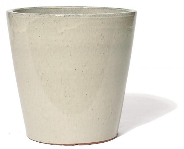 Vaso | Creme Keramikkübel