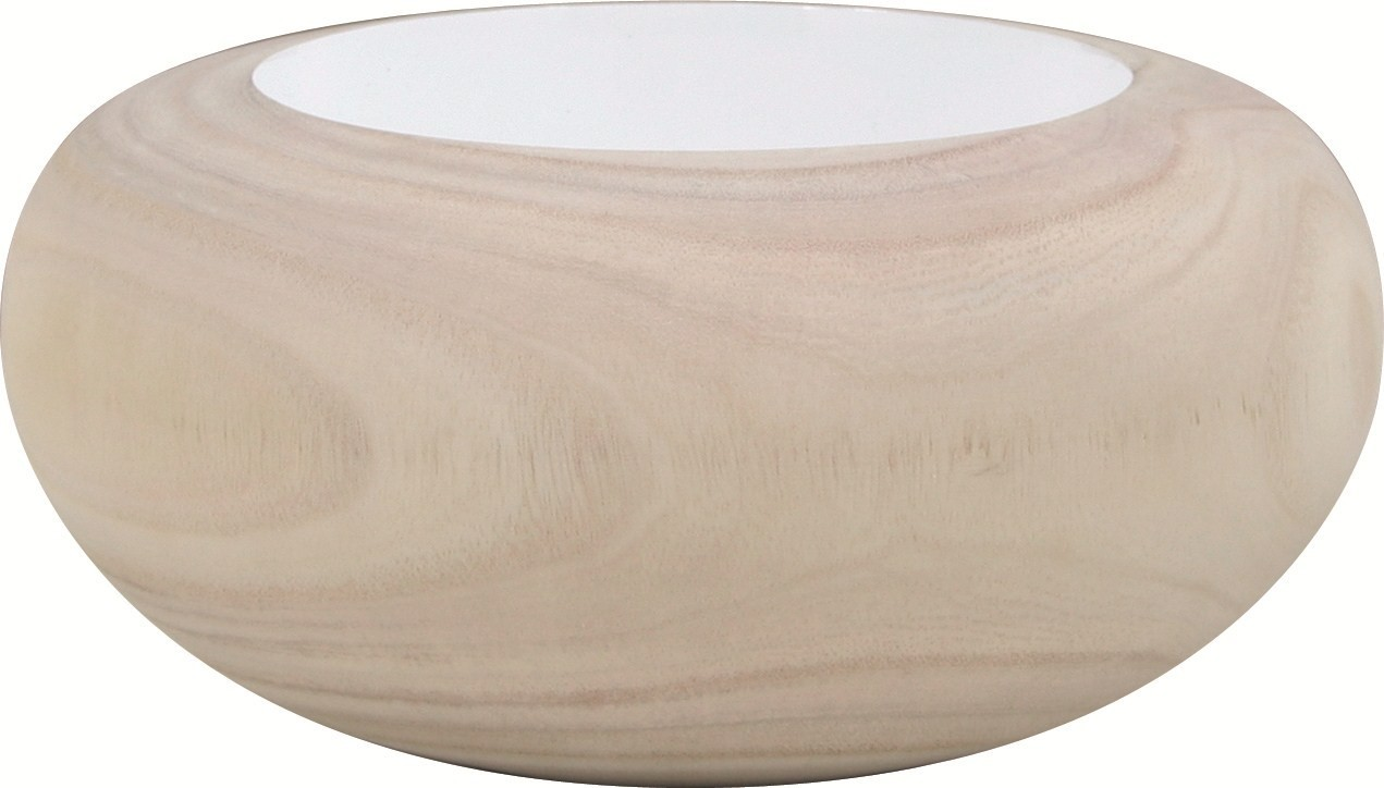 Woody Bowl Schale naturel | | Holz Schale