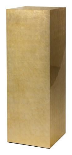 Kunststoff Dekosäule Champagne   Höhe 120 cm