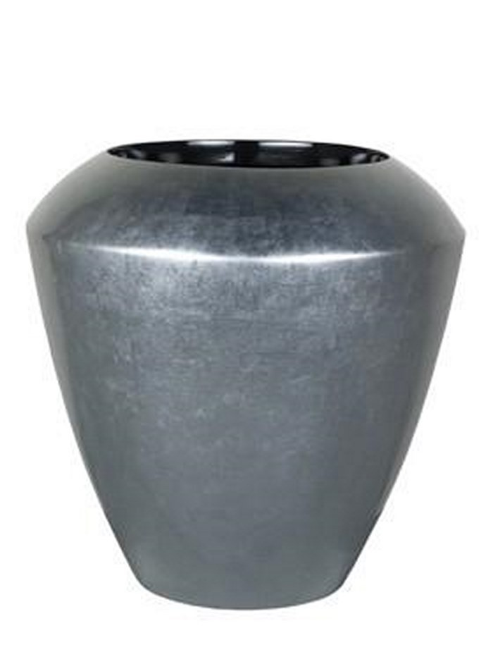Silverleaf Coppa | Blattsilber Pflanzkübel