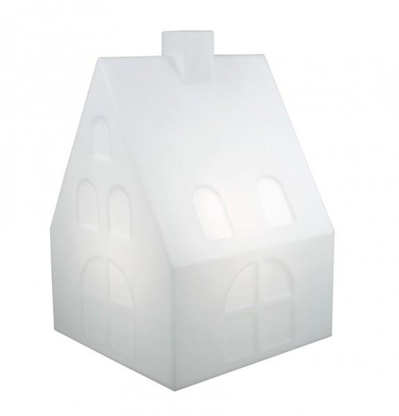 Shining House - Außenleuchte Hausform