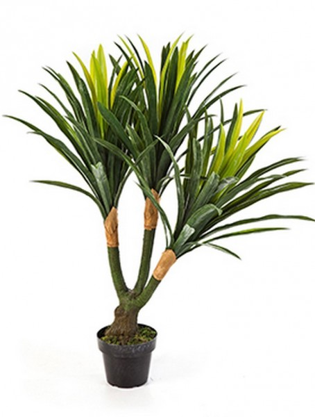 Yucca Tree Kunstpflanze 110 cm