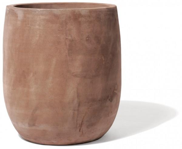 Pistoia Terracotta Topf - TerraBruna