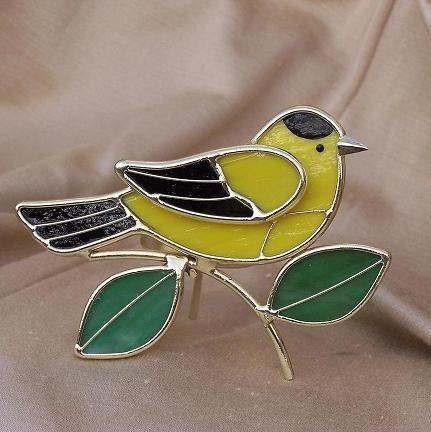 Spatzi | Vogel Teelicht