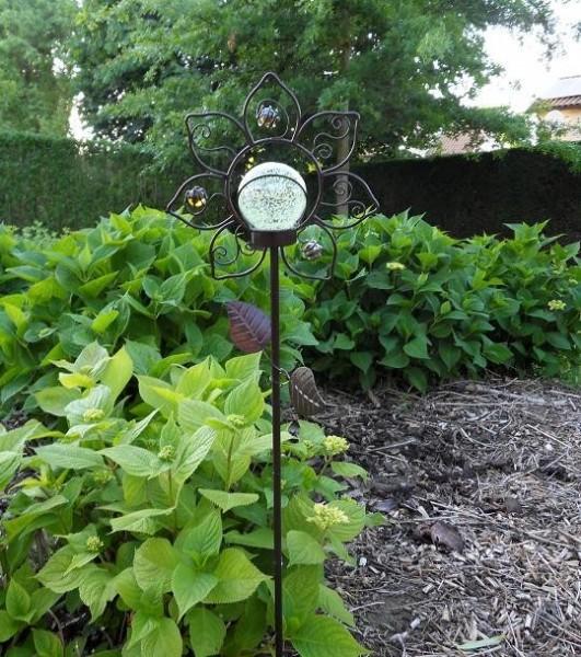Gira Sonnenblume | Gartenstecker