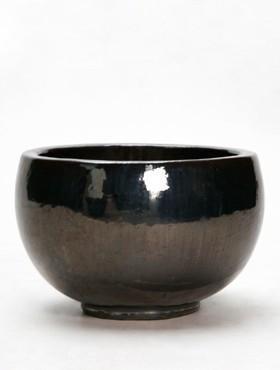 Bowl | Metallglanz Keramik