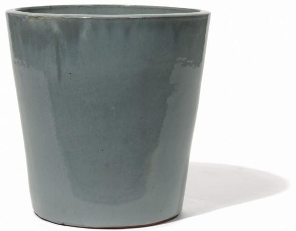 Vaso | Lichtgrau Keramikkübel
