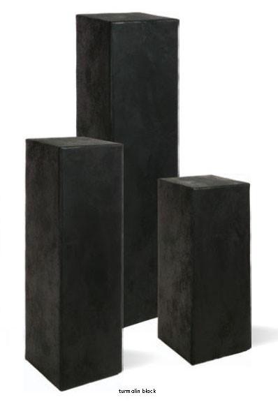 Club Säule turmalin black | Dekosäule