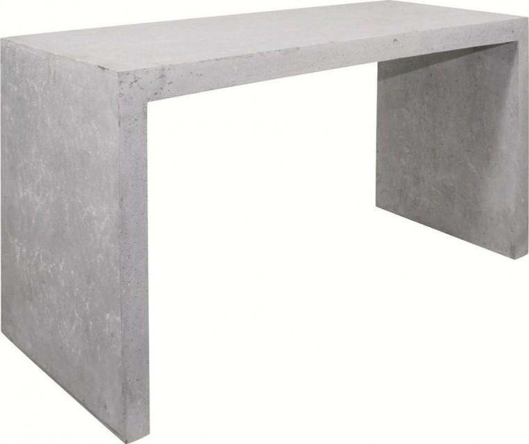 Console grey Dekobank