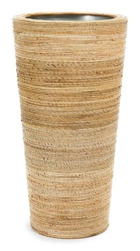 Bananaleaf | Pflanzvase aus handgeflochtenen Faserbananen
