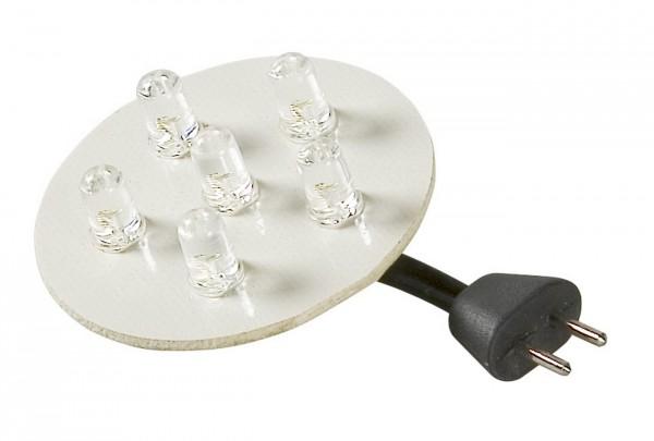 Garden Lights Ledpaneel Einheit GU5.3 mit 6 Einzel-LEDs
