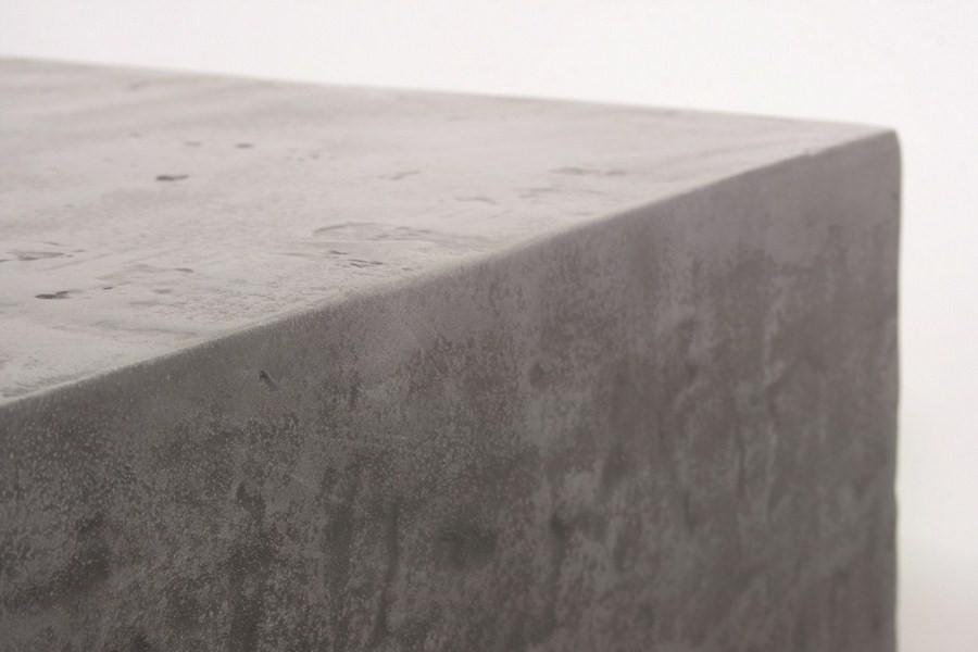 Dekosäule Fiberglas | Pedestal aluminium
