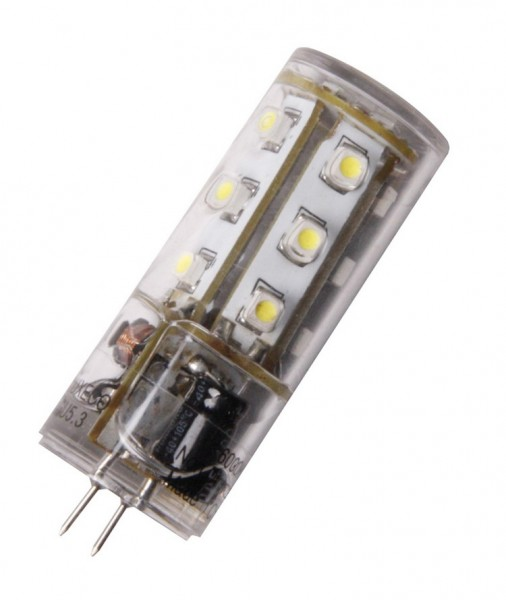 Garden Lights SMD Zylinder G4 2W 12V-Copy
