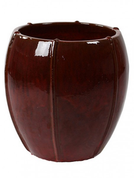 Keramikkübel Red Moda