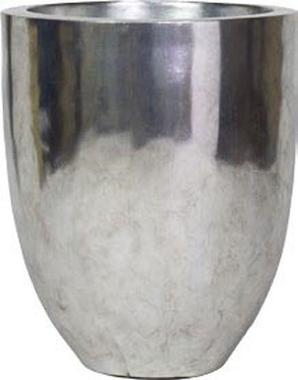 Pandora silver leaf | Blattsilber Pflanzkübel