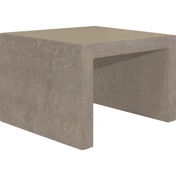 Division Konsole natur beton   Dekobank