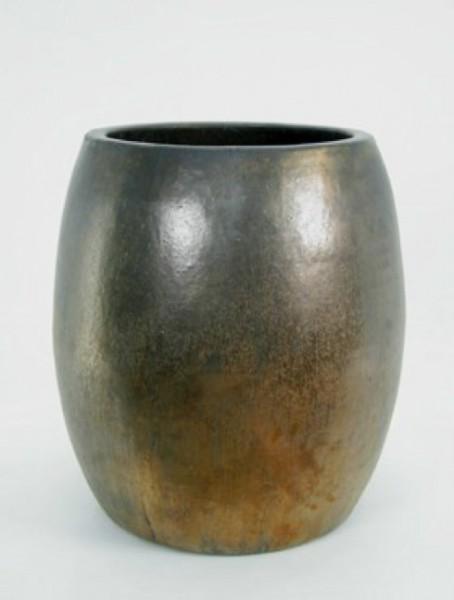 Sepia Duo | Keramik Pflanzkübel
