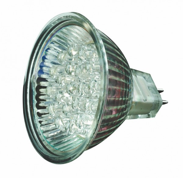Garden Lights LED unit 20 x warmweiß MR16 12V GU5.3 2W