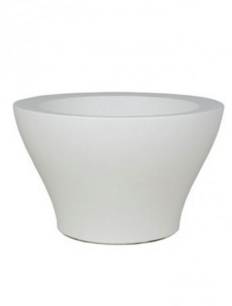 Sunset Cup Pflanzkübel | Matt Weiß