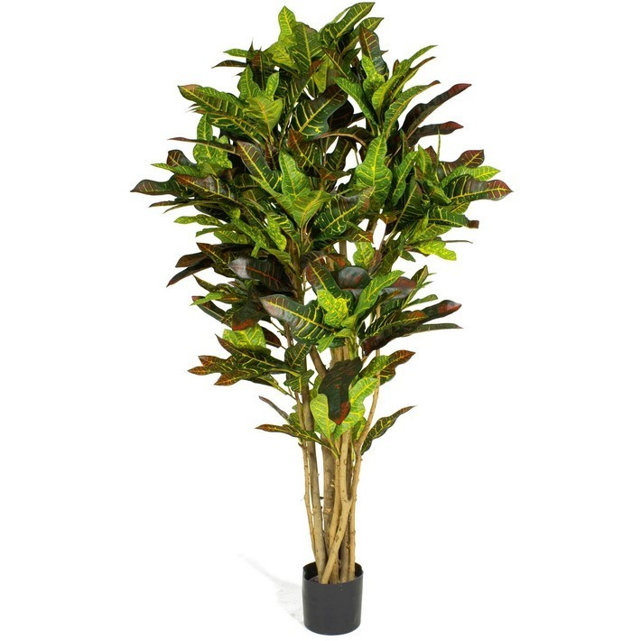 Croton - Kunstpflanze