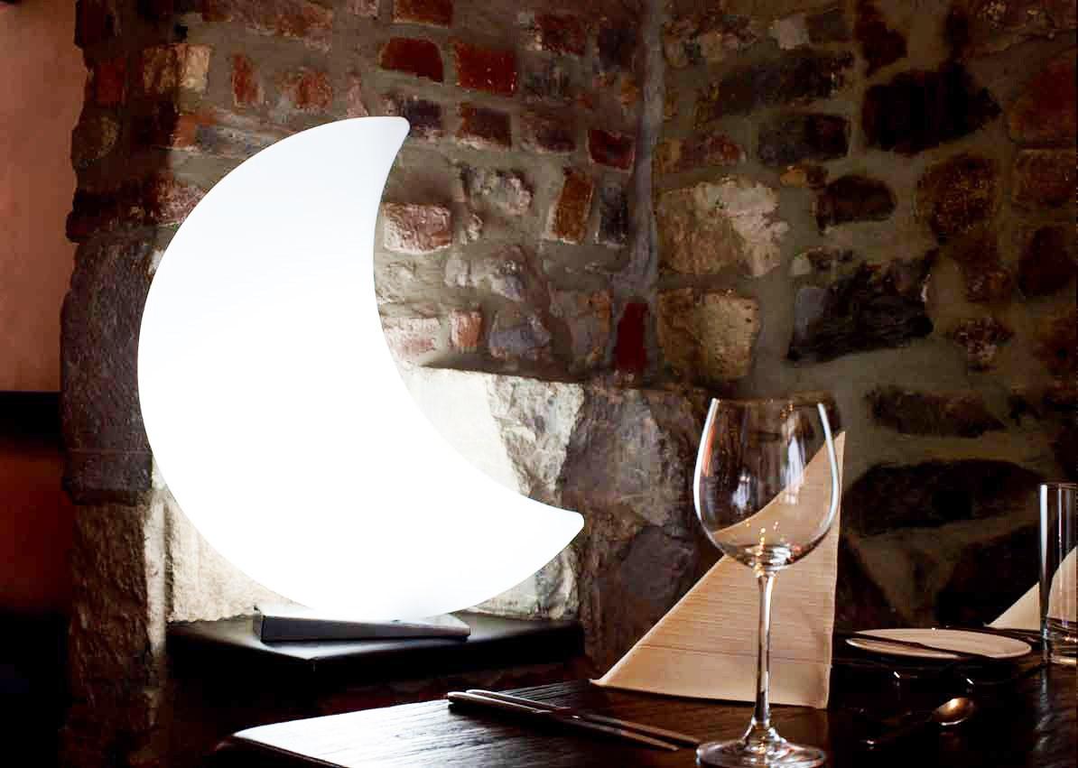 shining moon mond au enleuchte palmenmarkt. Black Bedroom Furniture Sets. Home Design Ideas
