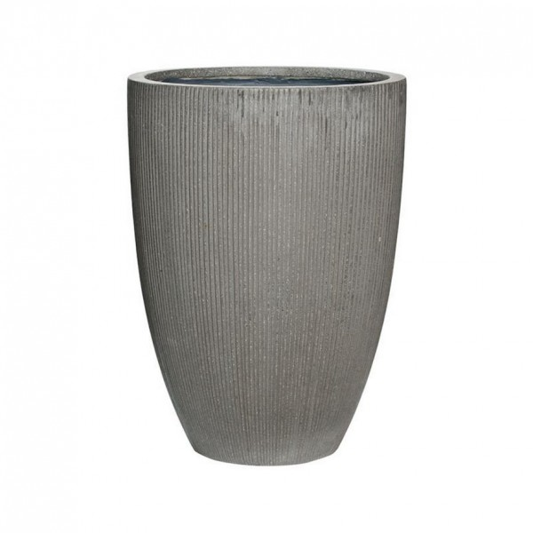 Ben Ridged Collection Pflanzvase