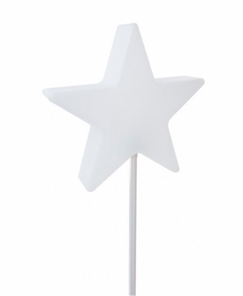 Star On Stick   Stern Außenleuchte auf Stab