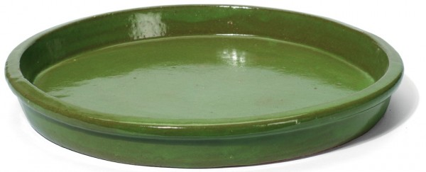 Untersetzer rund | Pistazie Keramik