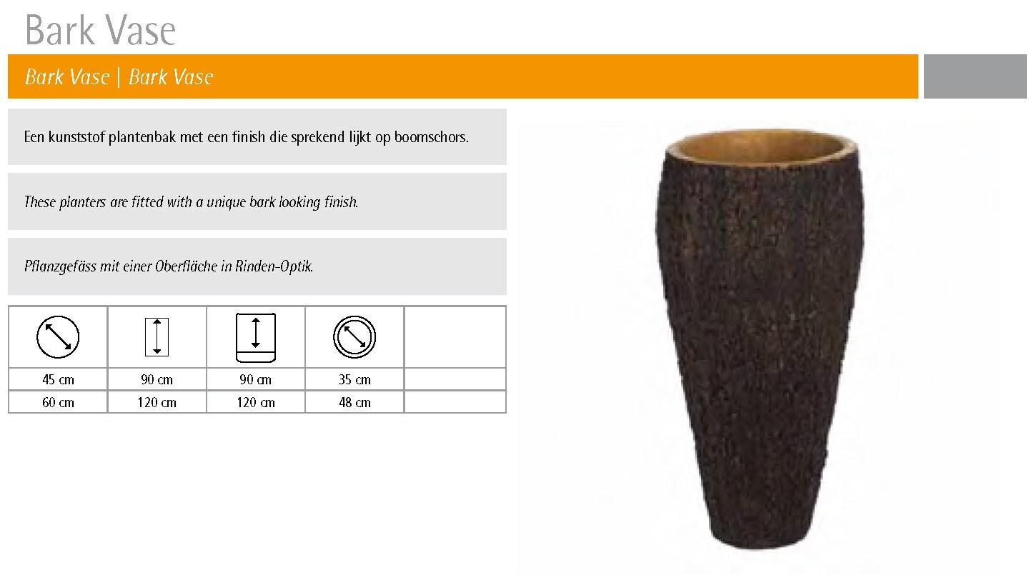 Bark Vase