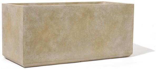 Claydon Travertin Pflanzkasten - Rockline Steinoberflächenlook