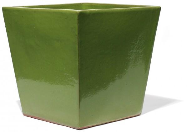 Vaso Quadro | Pistazie Keramikkübel