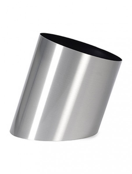 Pisa Pflanzkübel Aluminium gebürstet