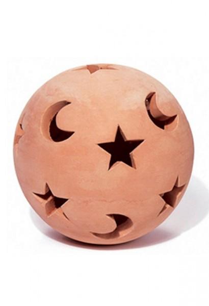 Mondsternkugel | Rossini Terracotta