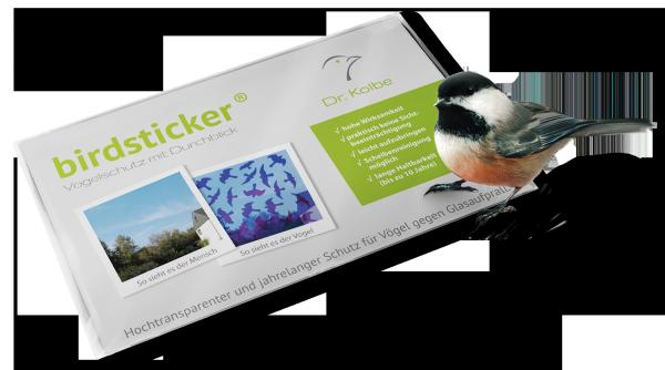 Birdsticker Set | Vogelschutz