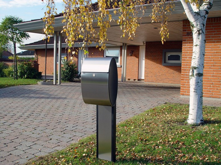 Allux-Grundform-Briefkasten-Stimmungsbild