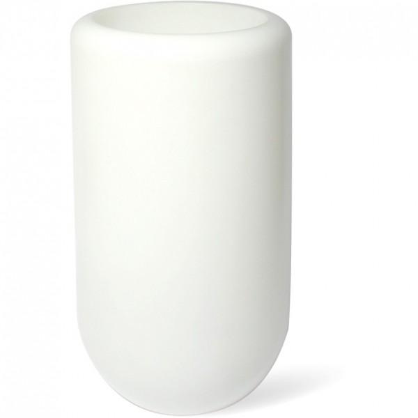 BLOOM! Pill - Outdoor Leuchtkübel aus Kunststoff