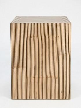 Bambus Dekosäule