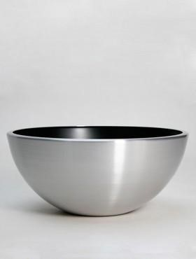 Bowl Aluminium Pflanzschale