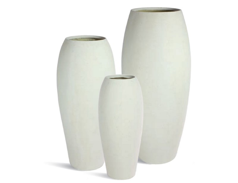 Essence natural | Polystone Pflanzvase