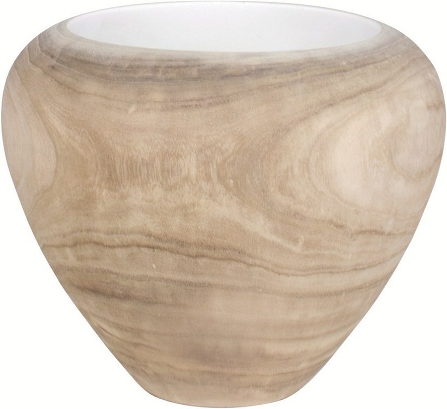 Woody naturel | Holz Schale