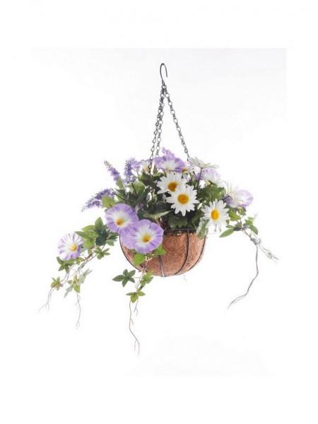 Ampel Blumen mix - hanging basket 25 cm