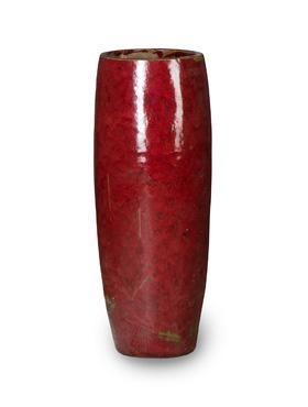 Attract Pflanzvase | Classic Red Keramik