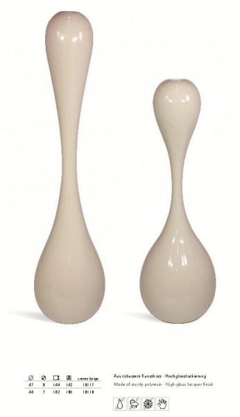 Blob Vase | creme beige