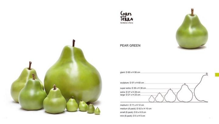 pear-birne-green-gruen-keramik-stimmungsbild-cores-da-terra