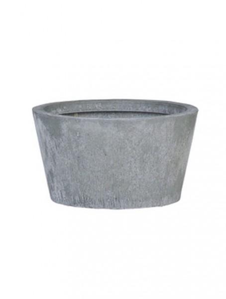 Acier Tub Pflanzkübel aus Feuerverzinktem Stahl